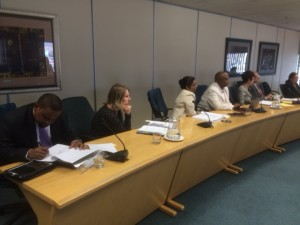 Participants at the APPRRU workshop