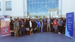 Participants at the Pretoria Head Office