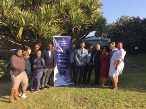 Participants of the Eastern Cape office.