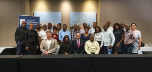 Participants from the Public Protector's Limpopo offices